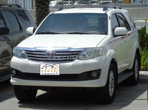 2014 Toyota Fortuner SR5