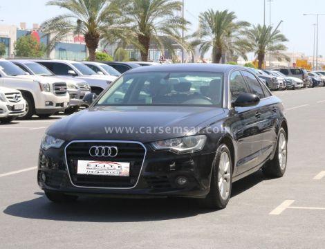 2015 Audi A6 3.5 TFSI