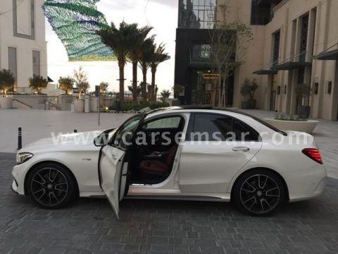 2017 Mercedes-Benz C-Class C 43 Cabriolet