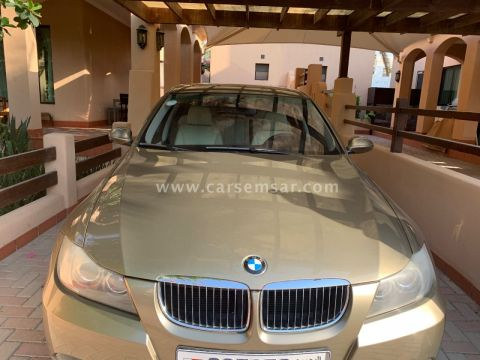 2007 BMW 3-Series 325i