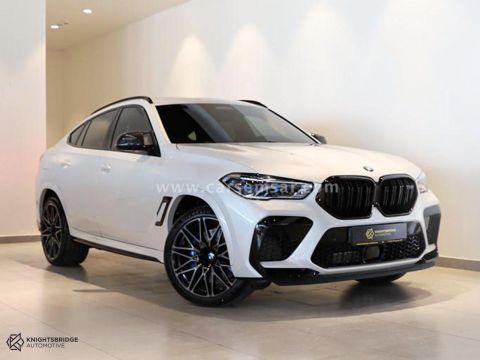 2020 BMW X6 M PowerCompetition