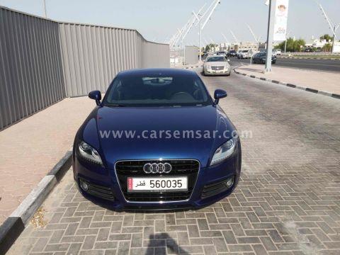 2013 Audi TT 2.0 TFSI