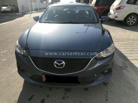 2015 Mazda 6 2.5