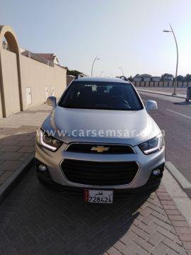 2016 Chevrolet Captiva 2.4 LS