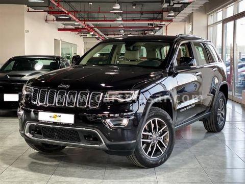 2019 Jeep Grand Cherokee 3.6 Limited 4x4