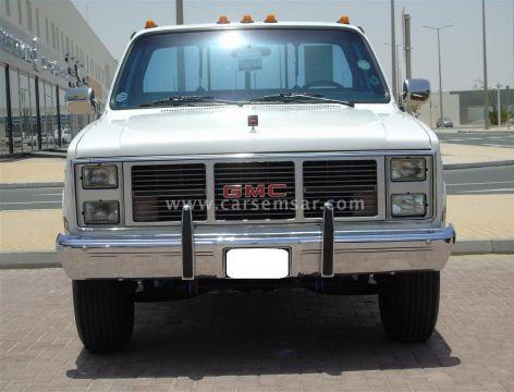1986 GMC Sierra 3500 Classic