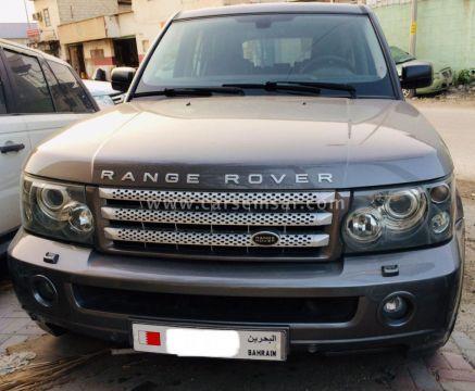 2008 Land Rover Range Rover Sport 4.2 V8 SC