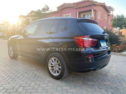 2014 BMW X3 2.0i