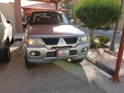 2011 Mitsubishi Nativa GLs