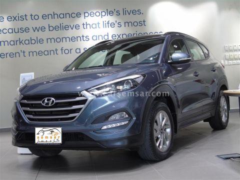 2018 Hyundai Tucson 1.6 Turbo
