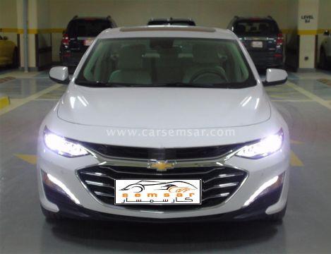 2019 Chevrolet Malibu LTZ 2.0 Turbo