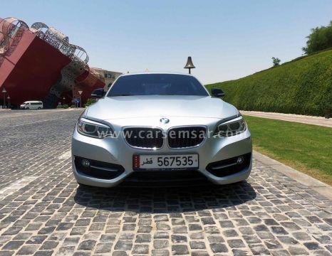 2015 BMW 2-Series 220i