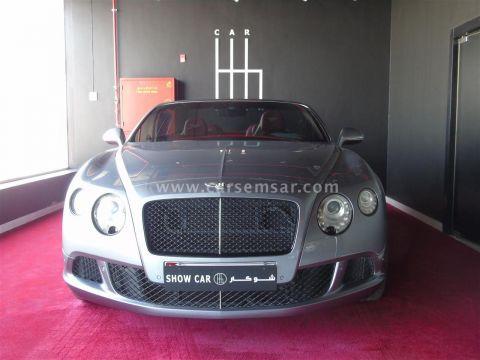 2013 بينتلي كونتيننتال GT