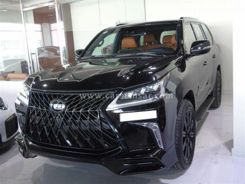 2018 Lexus LX 570 Black Edition Sport