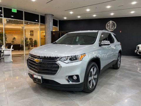 2020 Chevrolet Traverse LT