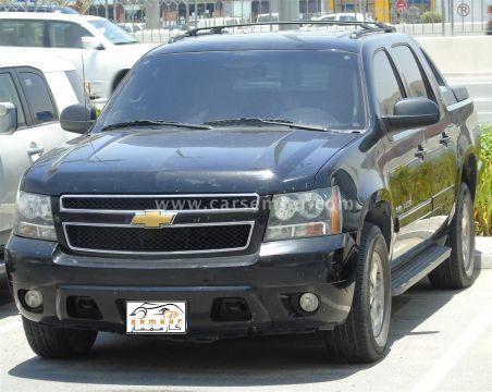 2011 Chevrolet Avalanche LT2