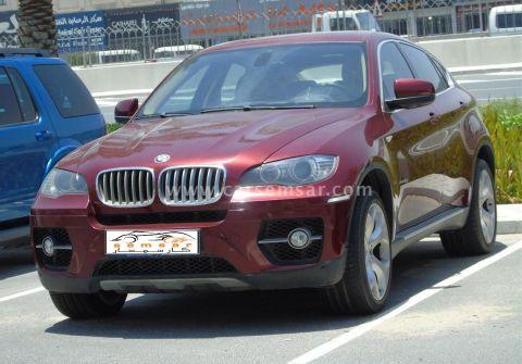 2012 BMW X6 5.0