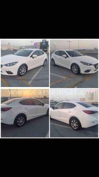 2015 Mazda 3 1.6