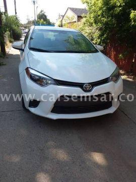 2016 Toyota Corolla 2.0 XLI