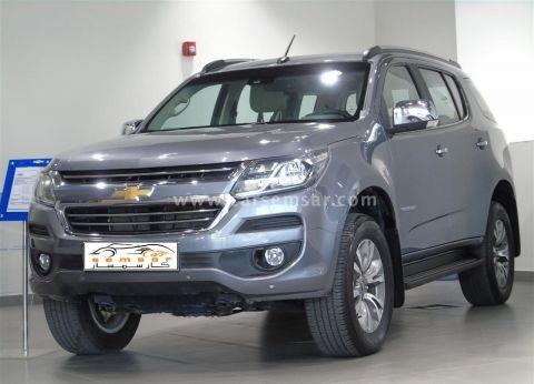 2019 Chevrolet TrailBlazer LTZ