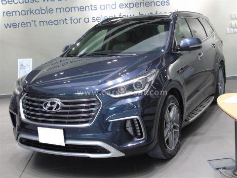 2017 Hyundai Santa Fe Grand