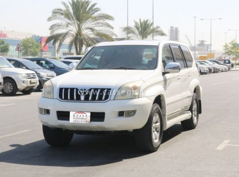 2008 Toyota Prado VX