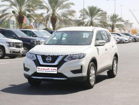 2020 Nissan X-Trail 2.5