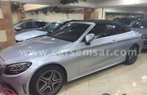 2019 Mercedes-Benz C-Class C 180