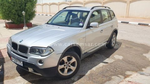 2008 BMW X3 2.5si Exclusive Automatic