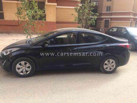 2015 Hyundai Elantra 1.6