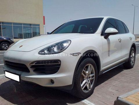 2013 Porsche Cayenne S