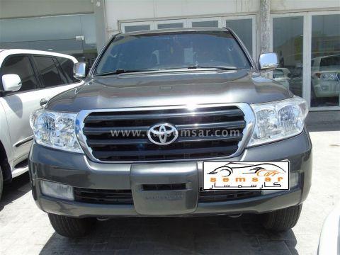 2011 Toyota Land Cruiser GX