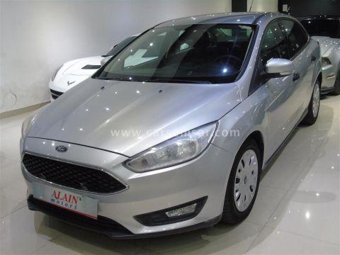 2016 Ford Focus 2.0 SEL