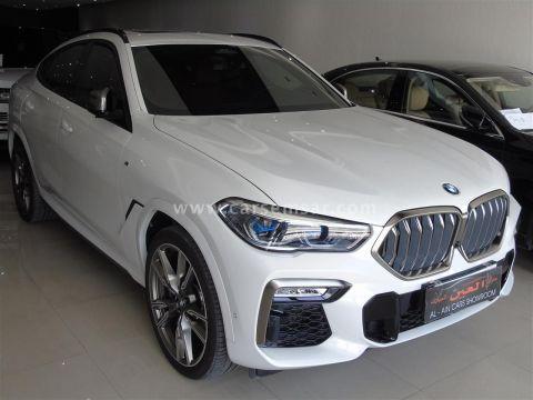 2020 BMW X6 50i MP