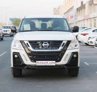 2018 Nissan Patrol XE V6
