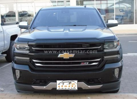 2018 Chevrolet Silverado High Country LTZ