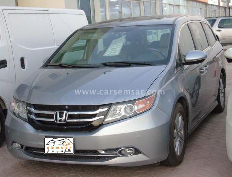2016 Honda Odyssey Touring
