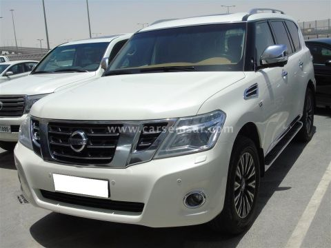 2015 Nissan Patrol Platinum For Sale In Qatar New And Used Cars For Sale In Qatar