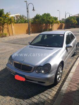 2007 Mercedes-Benz C-Class C 180 Kompressor Classic