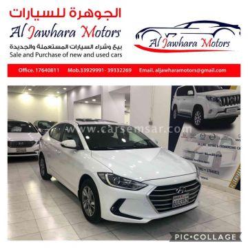 2017 Hyundai Elantra 2.0