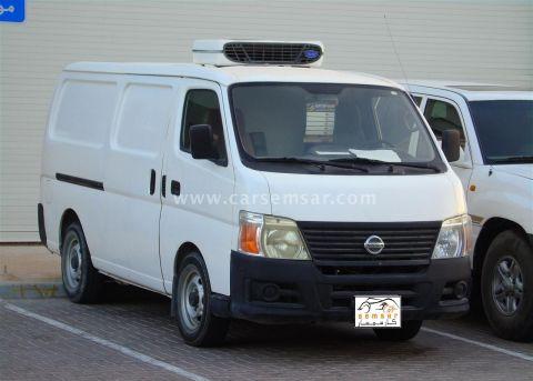 2012 Nissan Urvan Van