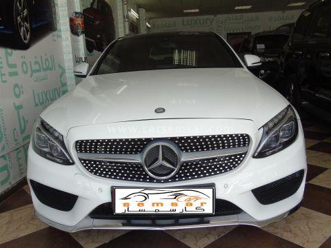 2018 Mercedes-Benz C-Class C 200