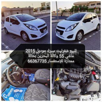 2015 Chevrolet Spark LS