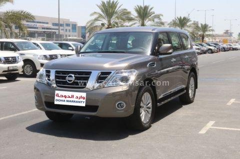 2019 Nissan Patrol LE Titanium