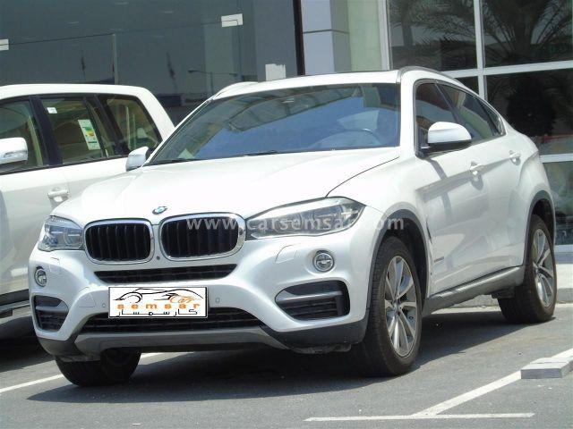 2016 BMW X6 xDrive 35i