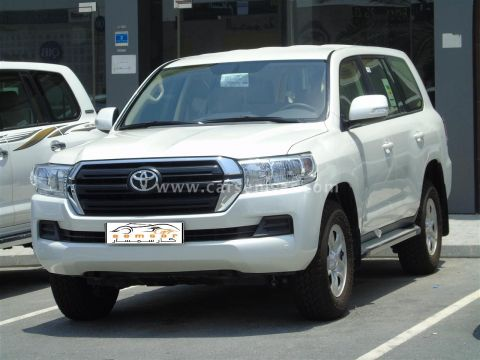 2020 Toyota Land Cruiser GX