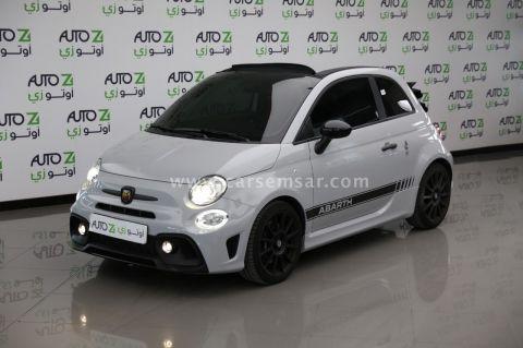 2020 Fiat 595 Abarth