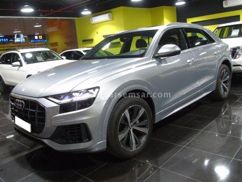 2020 Audi Q8 55 TFSI Quattro