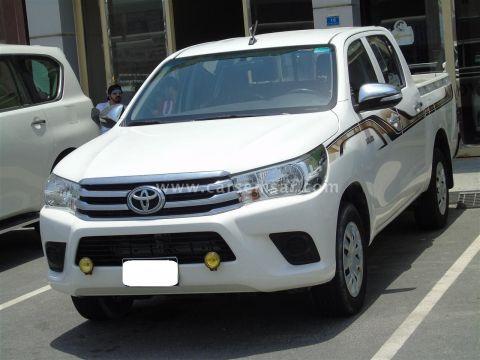 2017 Toyota Hilux 2.7 Diesel