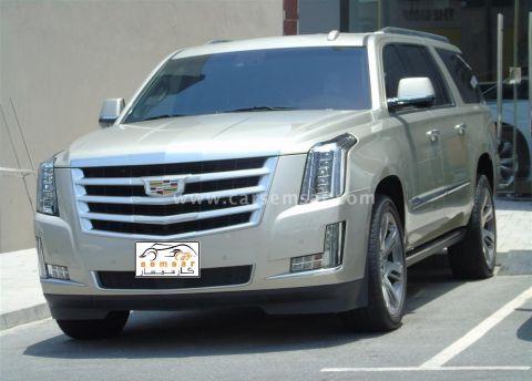 2017 Cadillac Escalade Platinum